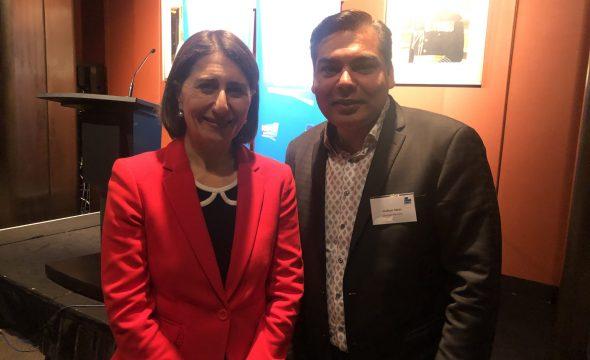 Premier of NSW